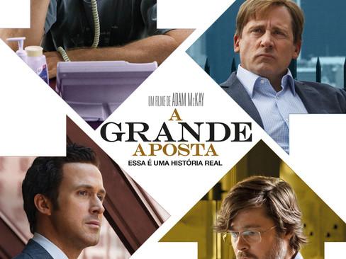 Filmes: A Grande Aposta - Um dos concorrentes ao Oscar de 2016