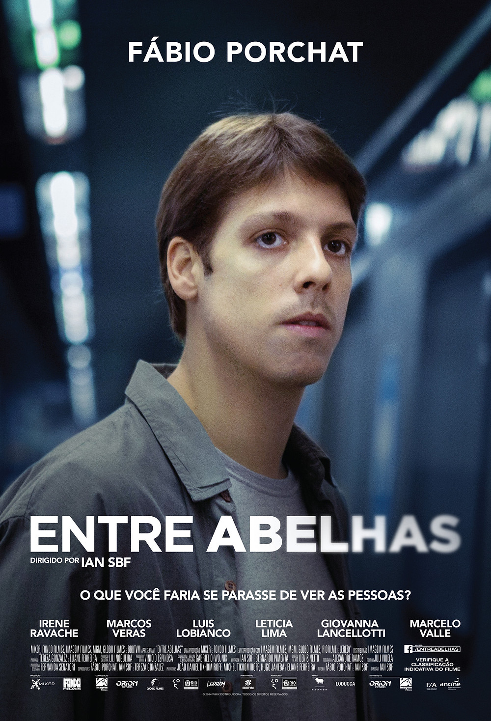 Filme Entre Abelhas (2014)
