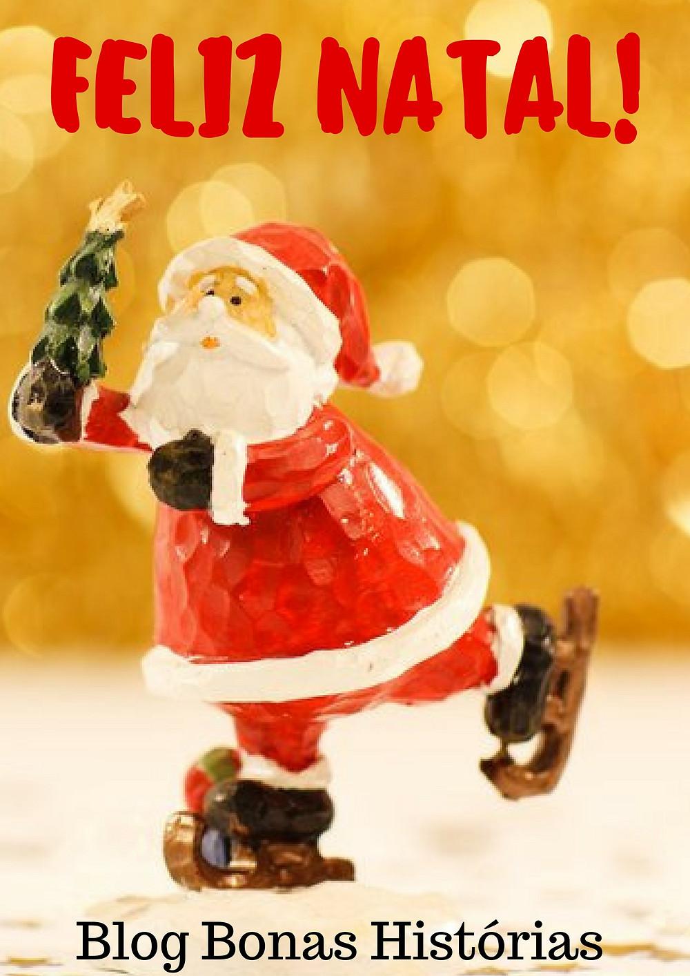 Feliz Natal Blog Bonas Histórias