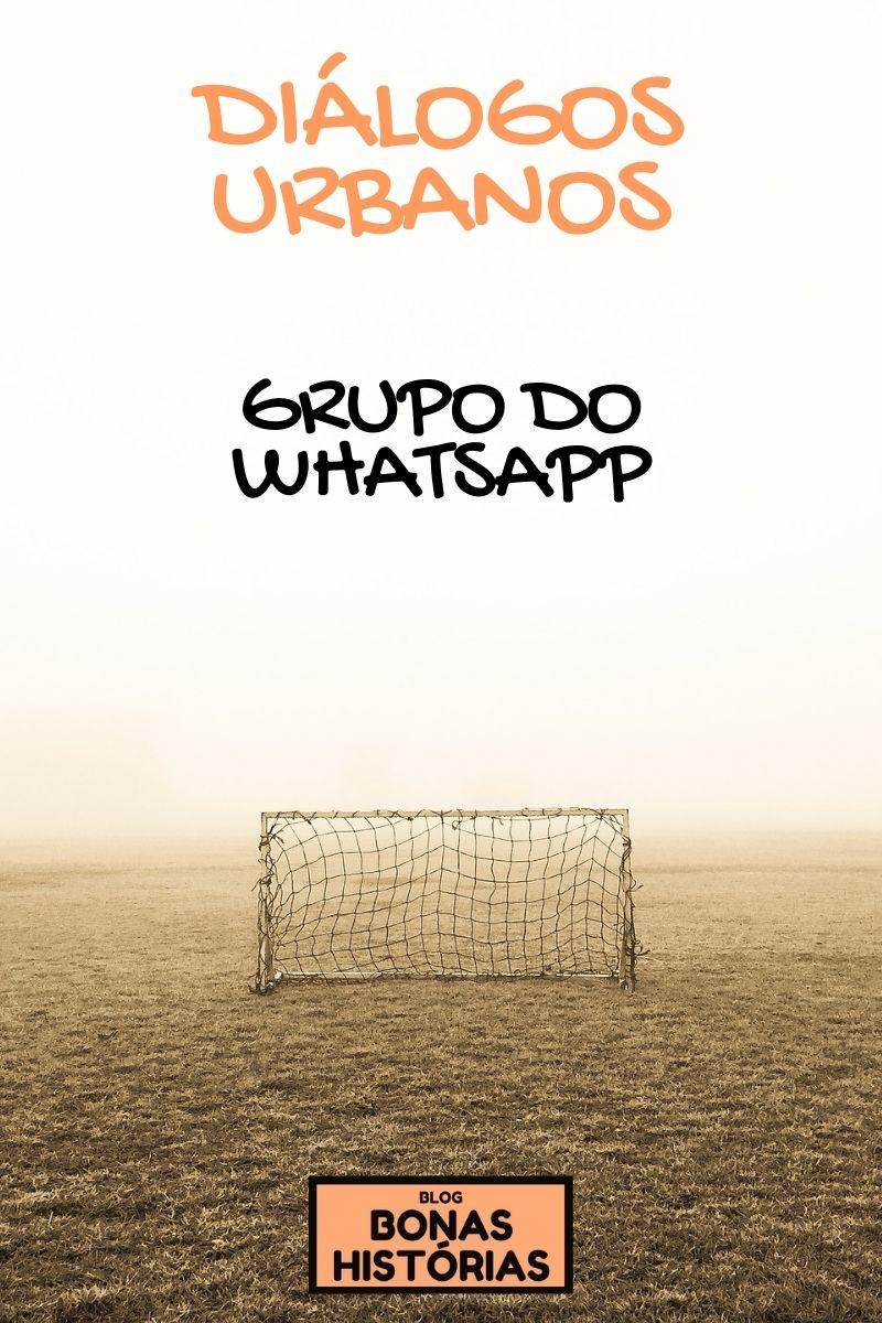 Diálogos Urbanos: Grupo do Whatsapp