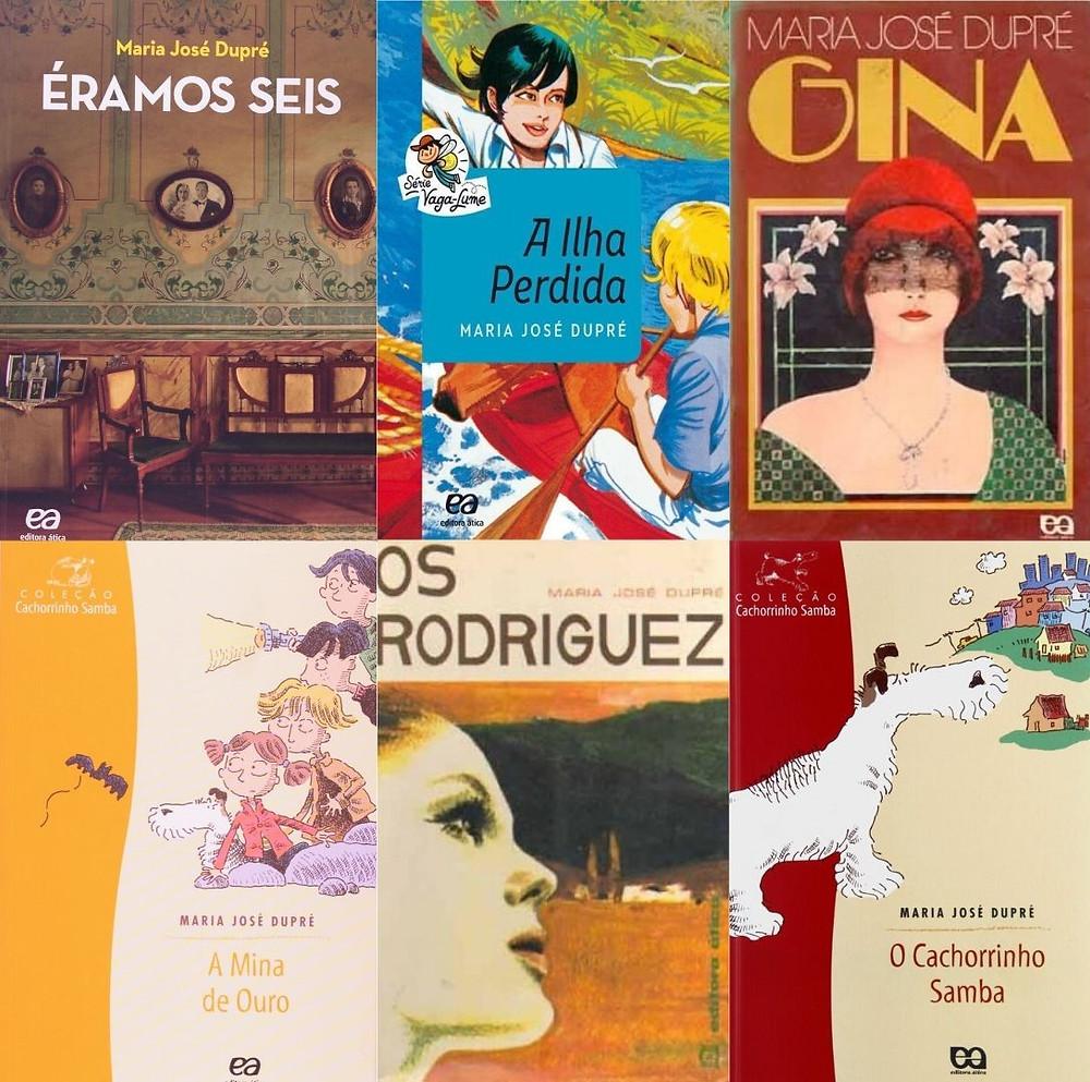 Livros de Maria José Dupré