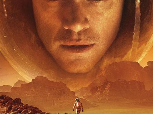 Filmes: Perdido em Marte - O náufrago espacial