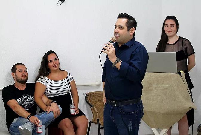 Paulo Sousa, escritor, jornalista e empresário paulistano