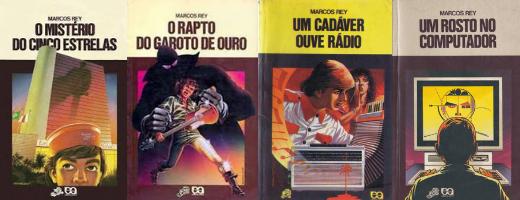 Livros de Marcos Rey