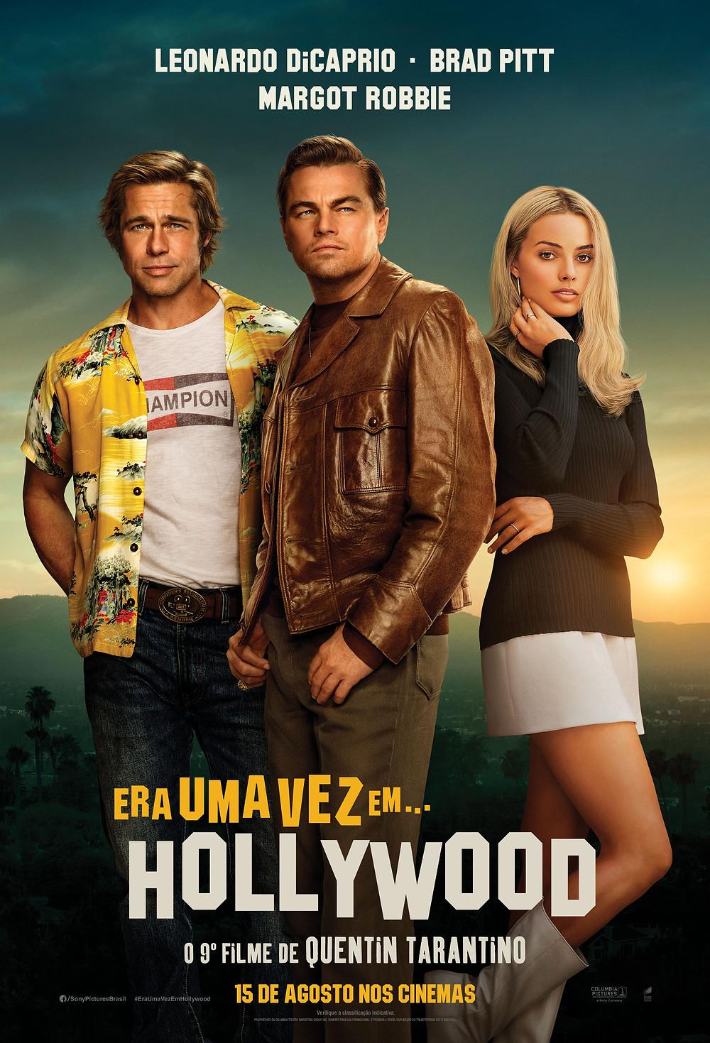 Era Uma Vez Em...Hollywood (Once Upon A Time In...Hollywood: 2019)