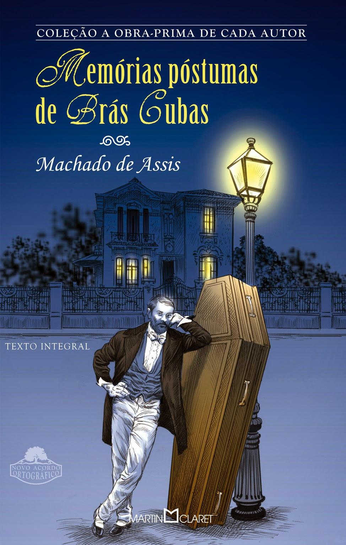 Memórias Póstumas de Brás Cubas - Livro de Machado de Assis