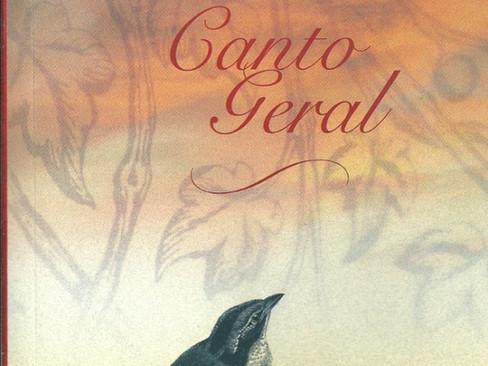 Livros: Canto Geral - A história da América em versos de Pablo Neruda