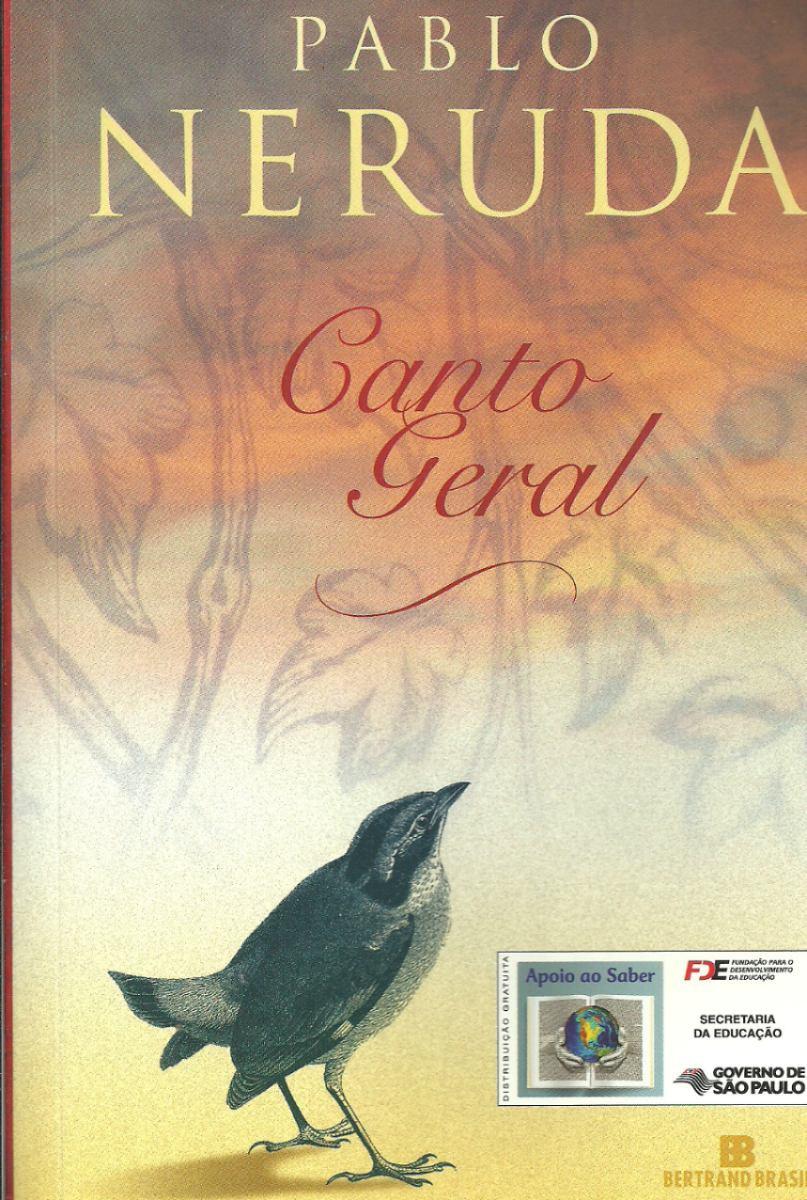Canto Geral de Pablo Neruda