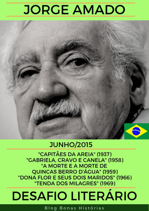 Análise Literária: Jorge Amado
