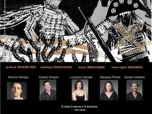 Peças Teatrais: Lampião e Lancelote - A volta do premiado musical