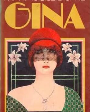 Livros: Gina – O romance mais ousado de Maria José Dupré