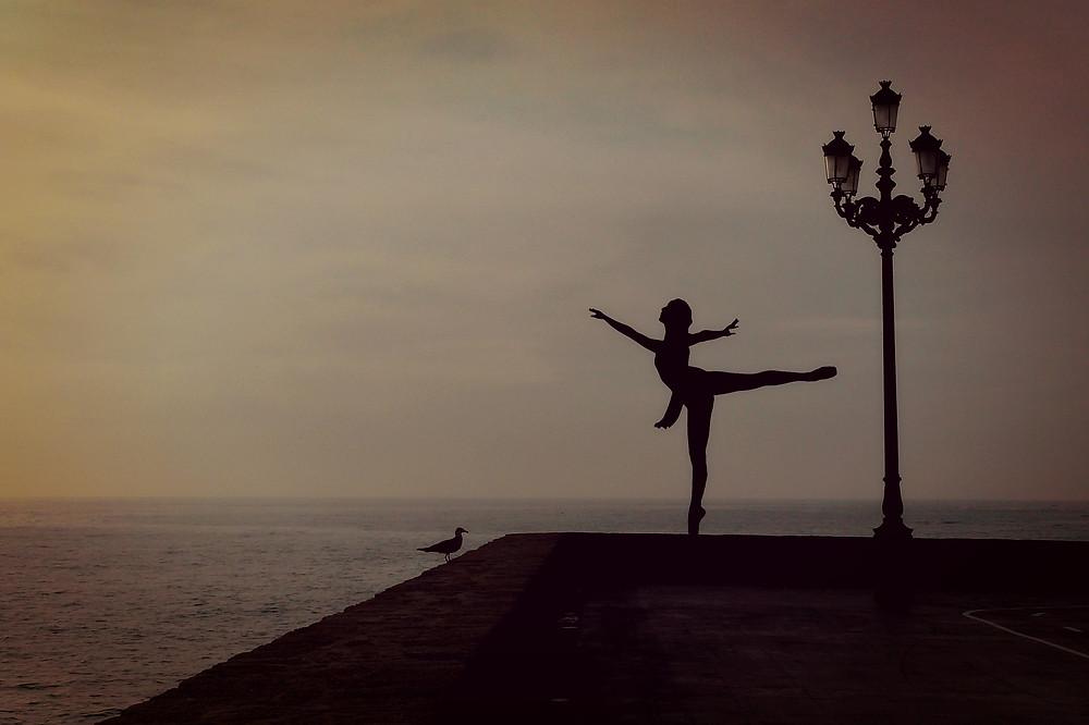 Comemoração do Dia Internacional da Dança