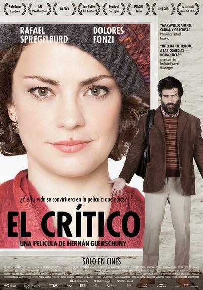 """""""O Crítico"""" (El Crítico, 2013)"""