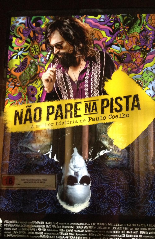 Não Pare na Pista - A Melhor História de Paulo Coelho (2013)