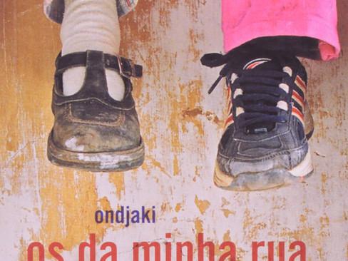 Livros: Os da Minha Rua - Os contos da saudosa infância de Ondjaki