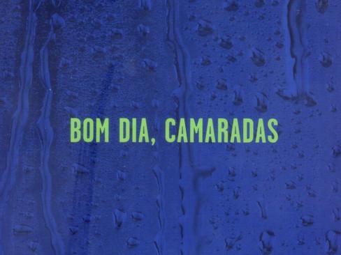Livros: Bom Dia, Camaradas - O primeiro romance de Ondjaki
