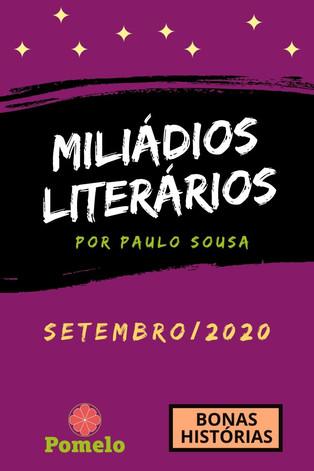 Miliádios Literários: setembro/2020