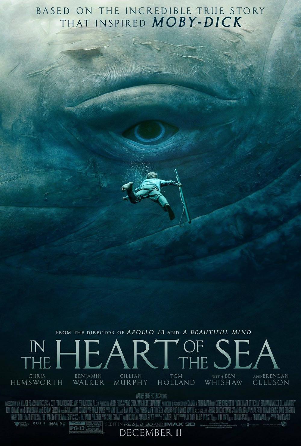 No Coração do Mar (In the Heart of the Sea: 2015)