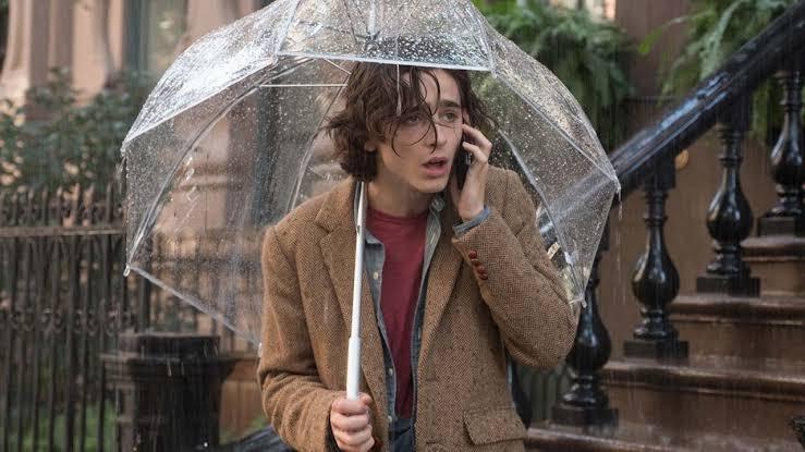 Filme Um Dia de Chuva em Nova York