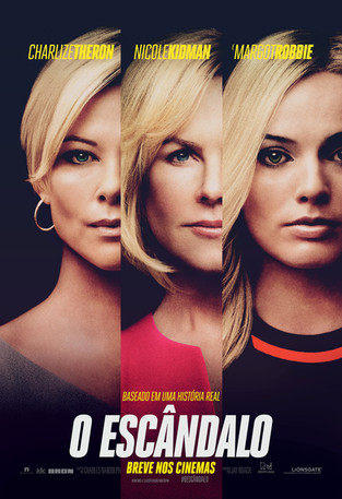 Filmes: O Escândalo - Assédio sexual no jornalismo norte-americano