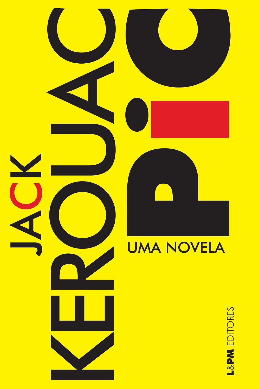 Livro Pic de Jack Kerouac