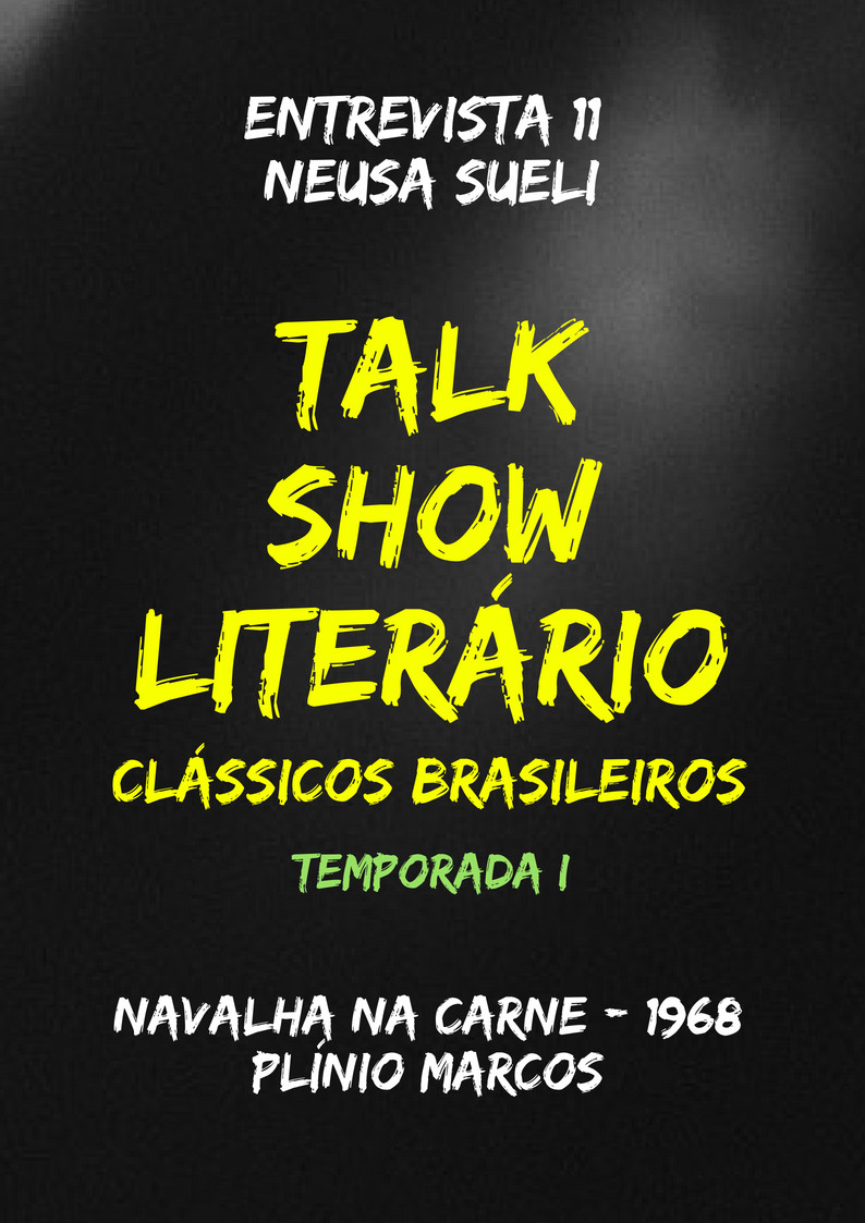 Talk Show Literário Neusa Sueli