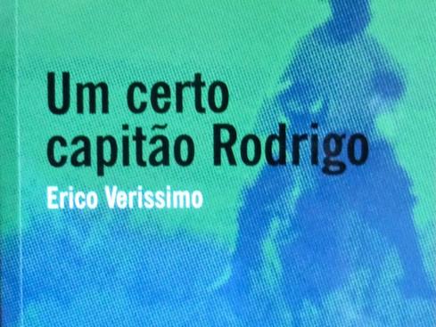 Livros: Um Certo Capitão Rodrigo - O melhor de Erico Veríssimo