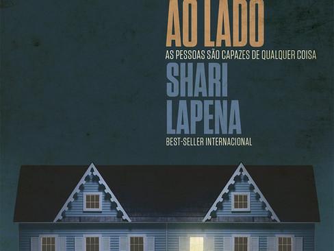 Livros: O Casal que Mora ao Lado - A estreia de Shari Lapena