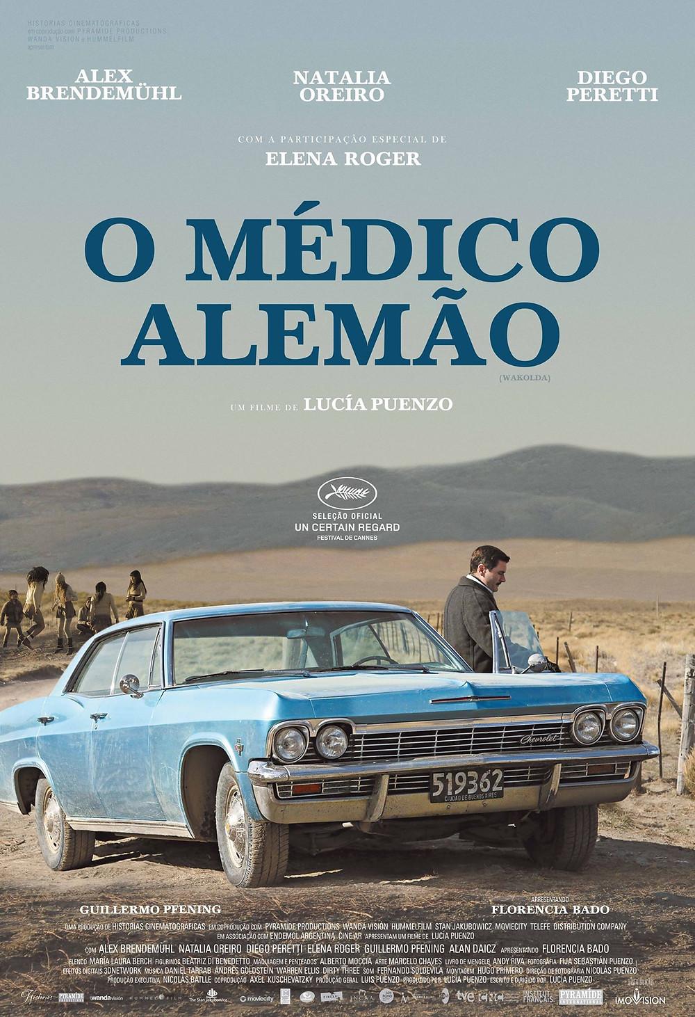 Médico Alemão (Wakolda: 2013)