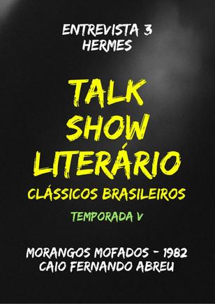 Talk Show Literário: Hermes