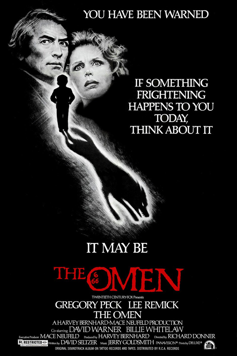 A Profecia (The Omen: 1977)