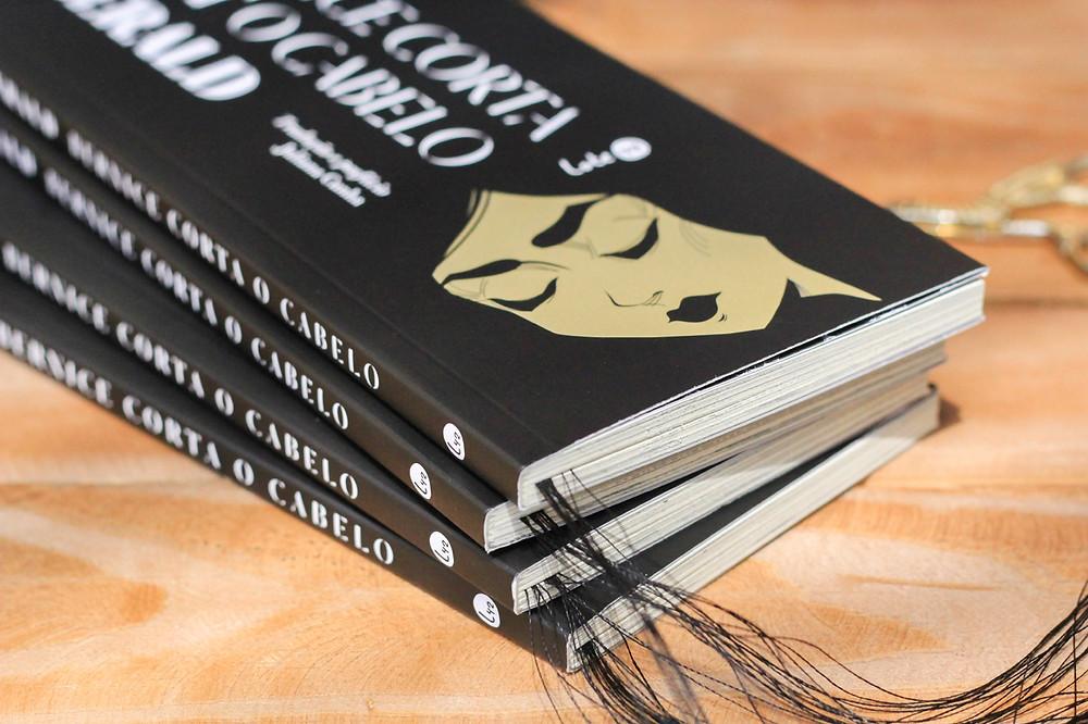 Livro Berenice Corta o Cabelo