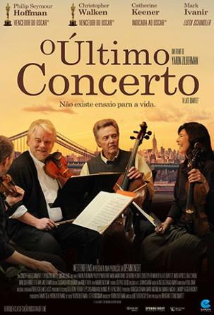 Filmes: O Último Concerto - A despedida de Philip Seymour Hoffman