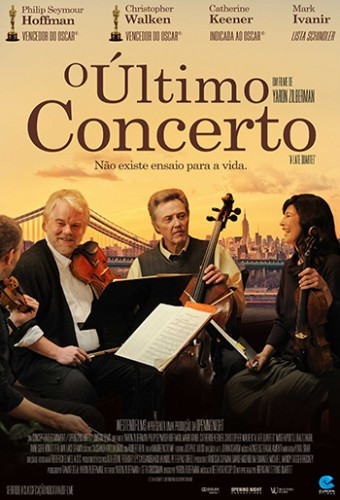 O Último Concerto (A Late Quartet: 2012)