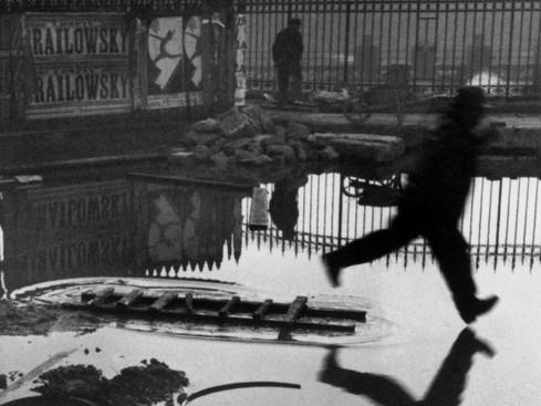 Exposições: Henri Cartier-Bresson, Primeiras Fotografias