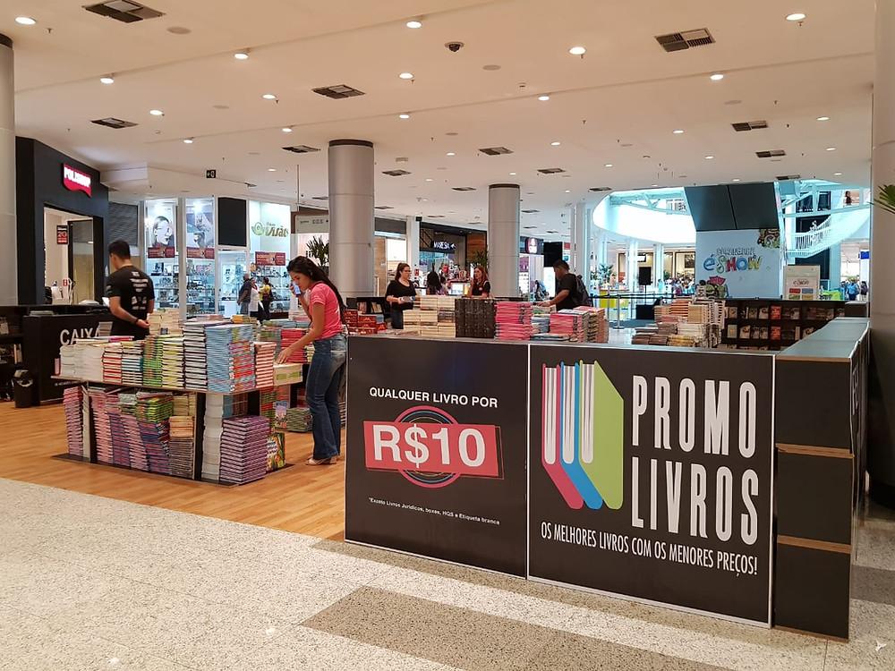 Promolivros - todos os livros por R$ 10,00