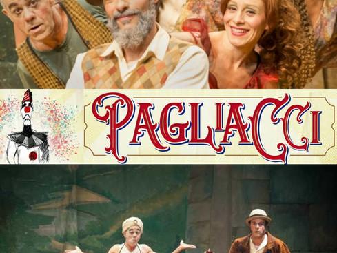 Peças teatrais: Pagliacci - A magia da arte circense da LaMínima