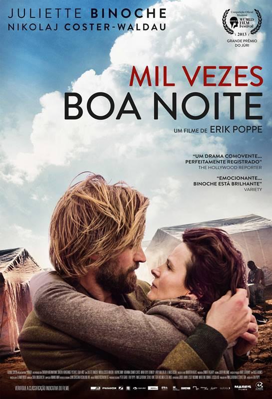 """Mil Vezes Boa Noite (""""Tusen ganger god natt"""": 2013)"""