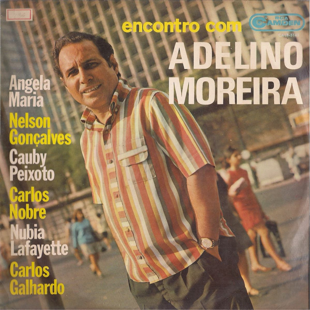 A Volta do Boêmio Adelino Moreira