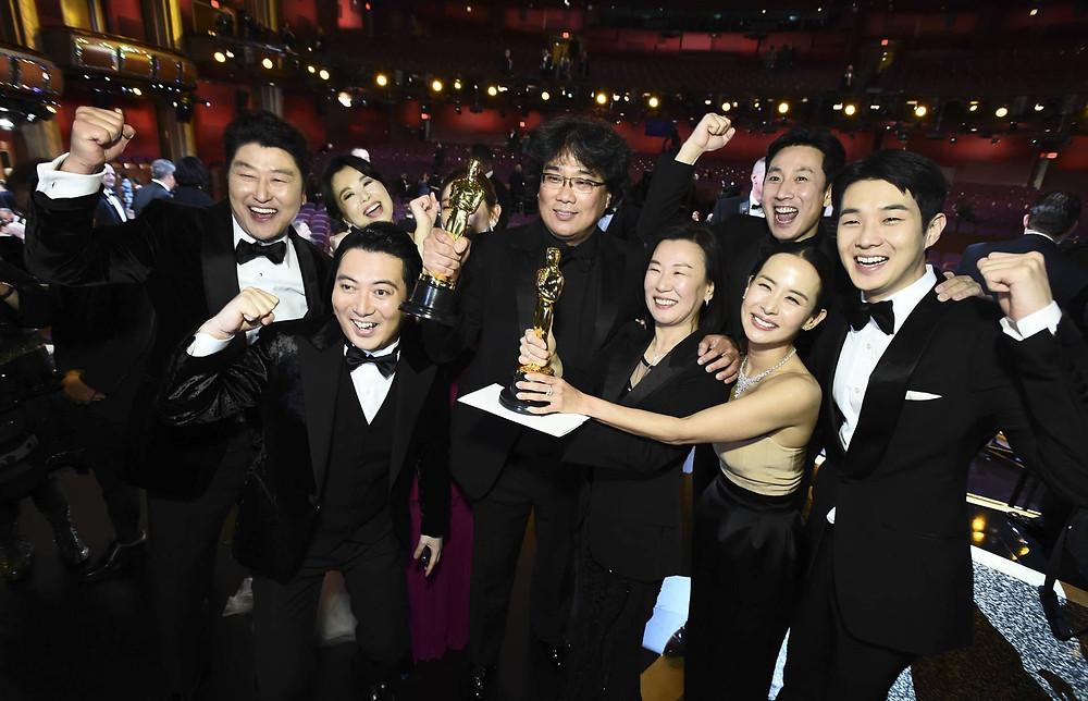 Parasita (Gisaengchung: 2019), filme sul-coreano do diretor Bong Joon Ho