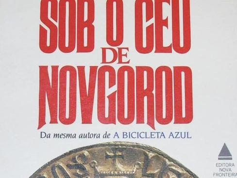 Livros: Sob o Céu de Novgorod – Romance medieval de Deforges