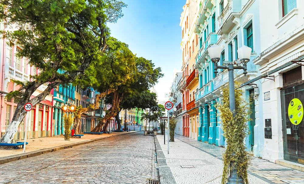Rua do Bom Jesus é selecionada pela Architectural Digest
