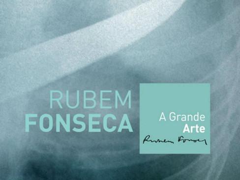 Livros: A Grande Arte - O segundo romance de Rubem Fonseca