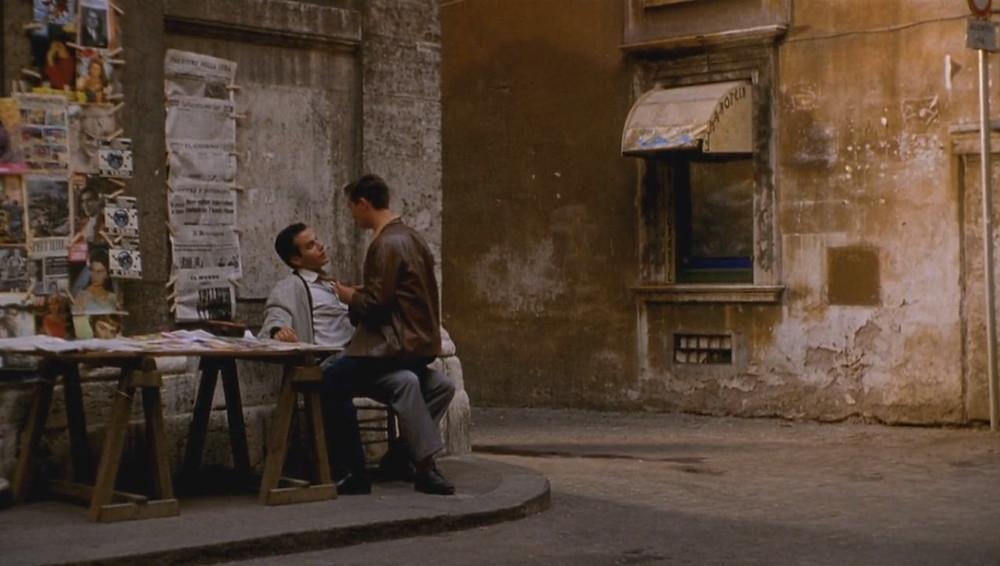 Cena do filme O Talentoso Ripley (The Talented Mr. Ripley: 1999)