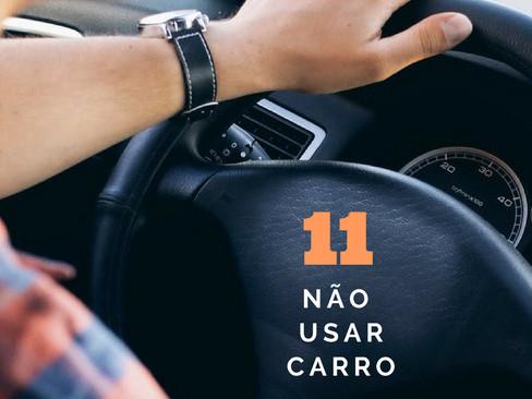 Crônicas: Doze Indícios que Envelheci Antes da Hora - Item 11 - Não usar carro