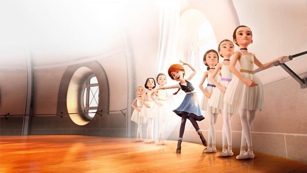 A Bailarina (Ballerina: 2016)