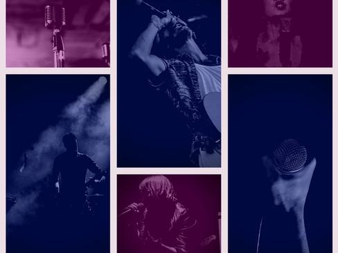 Show musical: Acusticando em Vários Tons - A plateia no centro do palco