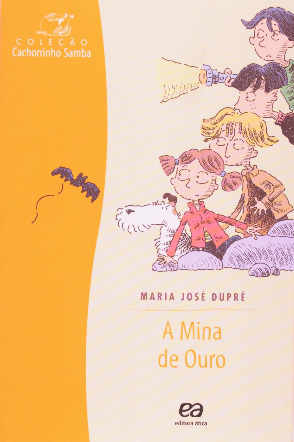 A Ilha Perdida de Maria José Dupré