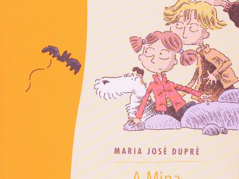 Livros: A Mina de Ouro – A aventura infantojuvenil de Maria José Dupré