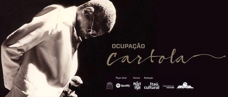 Exposição Ocupação Cartola